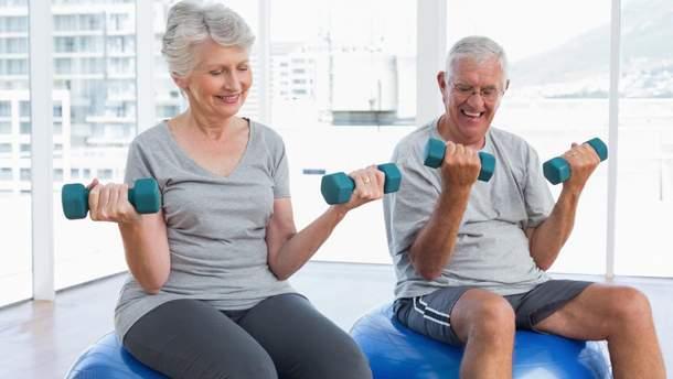 4-5 занять на тиждень покращують здоров'я серця