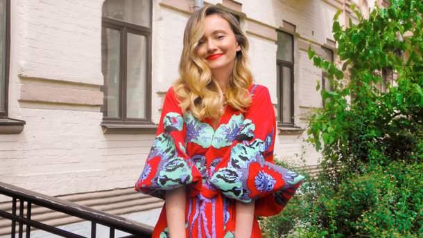 Юлия Магдич рассказала, с чем комбинировать вышиванку