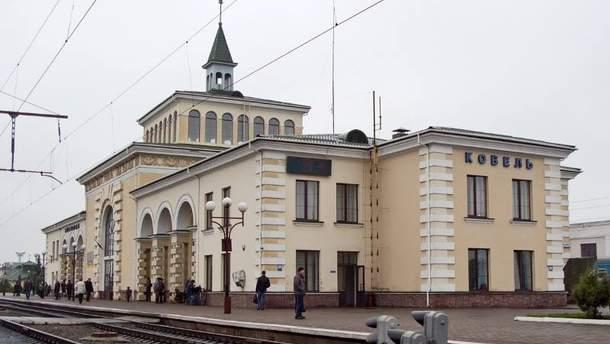 Вокзал Ковель