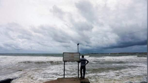 8 тысяч человек пострадали из-за шторма на Шри-Ланке: есть погибшие