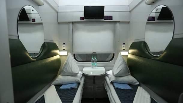 Украинцам обещают новые пассажирские вагоны