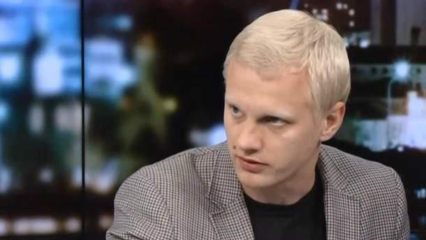 Голова Центру протидії корупції Віталій Шабунін