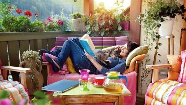 Як облаштувати терасу у вашому будинку: 10 ідей
