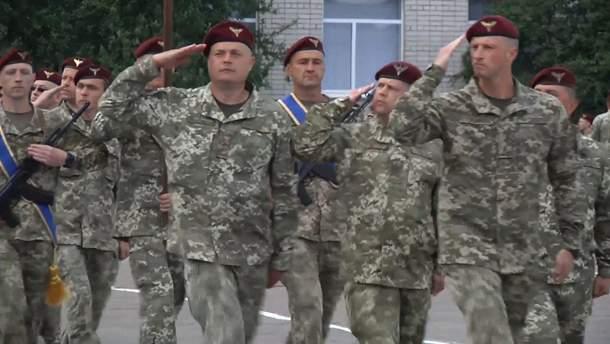 Учебный центр десантно-штурмовых войск в Житомире