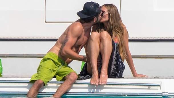Як відпочиває Хайді Клум з молодим бойфрендом на яхті: дуже гарячі фото