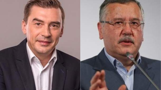 """""""Народний контроль"""" Добродомова і """"Громадянська позиція"""" Гриценка"""
