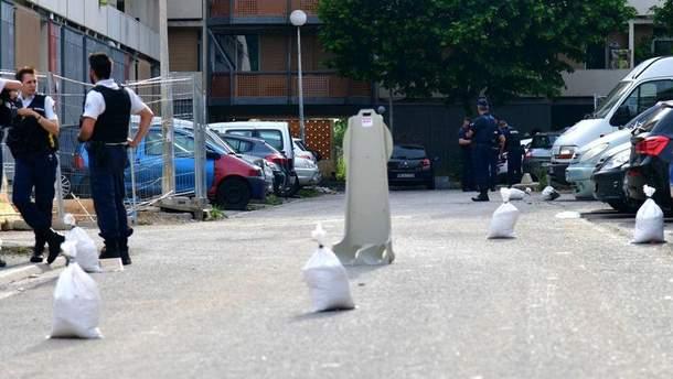 Перестрелка в Марселе 21 мая
