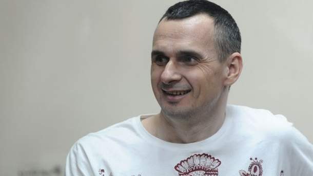Олег Сенцов голодает с 14 мая