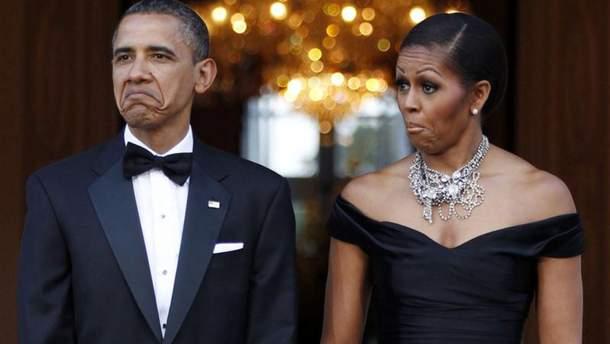 Подружжя Барак і Мішель Обами