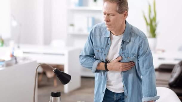 8 небезпечних ознак проблем з серцем