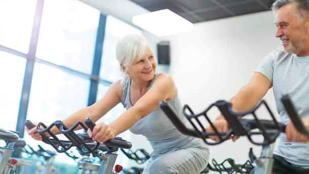 Супрун порадила, як займатися спортом літнім людям