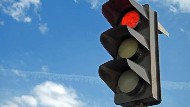 В Украине могут измениться стандарты работы светофоров