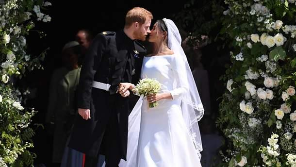 Весілля принца Гаррі та Меган Маркл