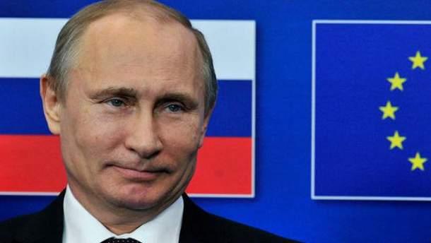 Евросоюзу в общении с Путиным поможет только жесткость