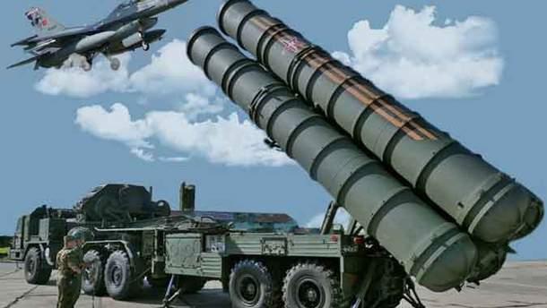 """Літаки США є """"легкою мішенню"""" для російських ЗРК С-400"""