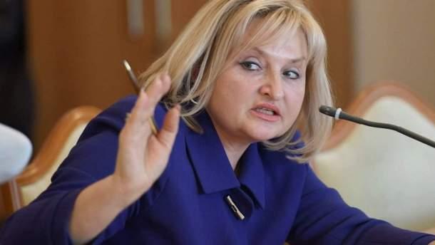Ирина Луценко призвала Кабмин выработать механизм предотвращения и реагирования на ситуации с массовыми отравлениями школьников