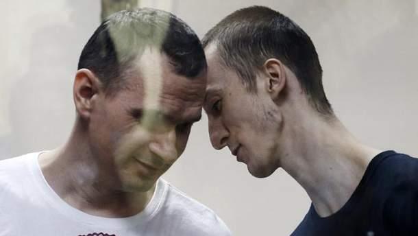 Кольченко может объявить голодовку в поддержку Сенцова