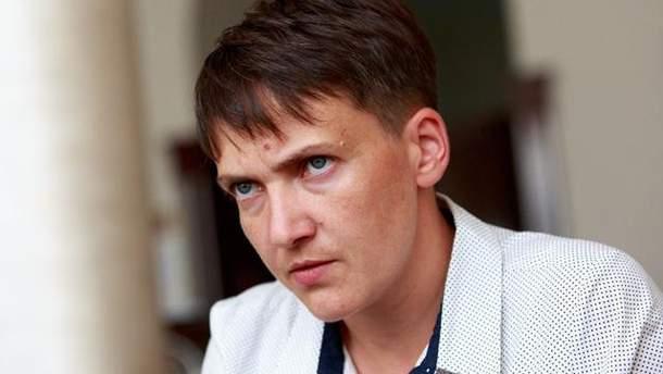 Надежду Савченко оставили под стражей