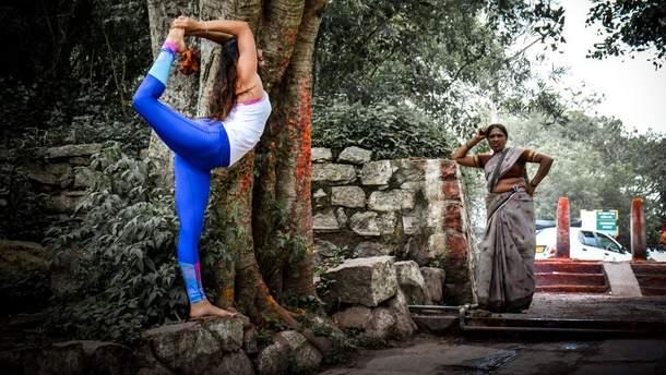 Як йога впливає на організм: цілющі властивості