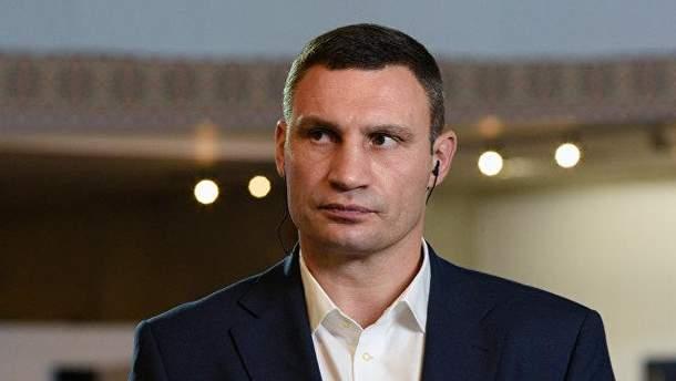 Кличко планирует просить иностранных футболистов присоединиться к инициативе освобождения Сенцова