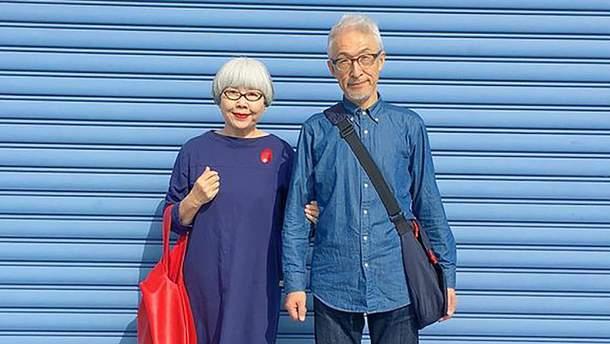 Шістдесятирічне подружжя Цуеші Секі і Томі Секі
