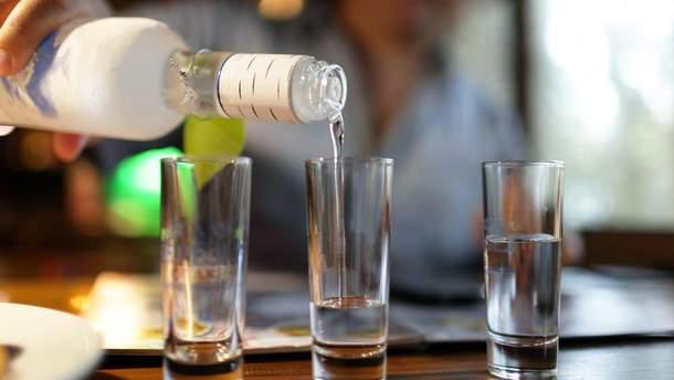 Водка полезнее, чем  виски и коньяк
