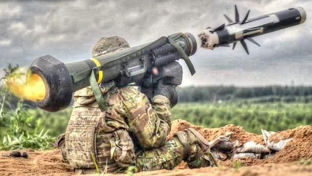 """В Україні вперше відбулися запуски ракетних комплексів """"Джавелін"""": (відео)"""