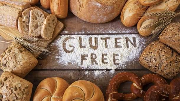 Медики назвали пищу, которая не содержит глютен