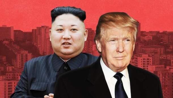 Запланована зустріч Трампа та Кім Чен Ина може так і не відбутися, – заява президента США