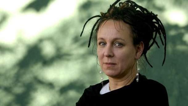 Ольга Токарчук стала лауреаткою Букерівської премії 2018