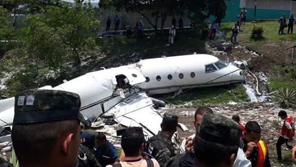 Авиакатастрофа в Гондурасе 2018