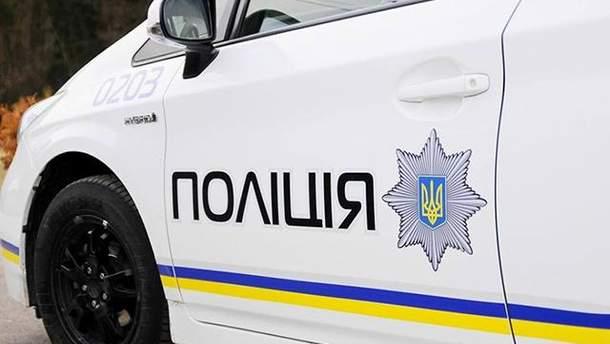 В Тернополе полиция задержала неизвестных. которые разогнали лагерь ромов