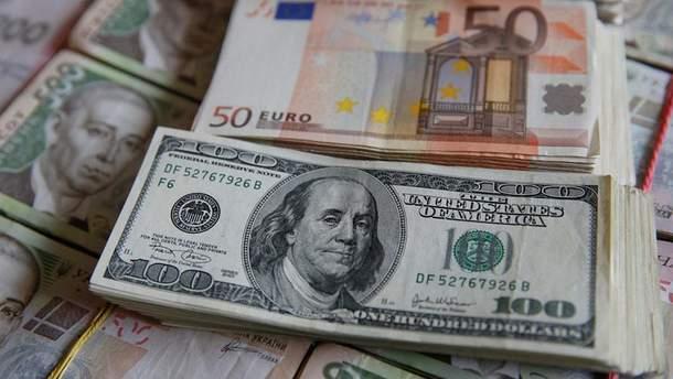 Наличный курс валют 23 мая в Украине