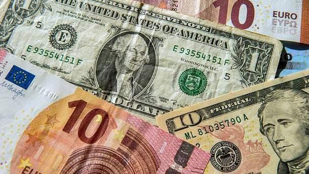 Курс валют НБУ на 24 мая