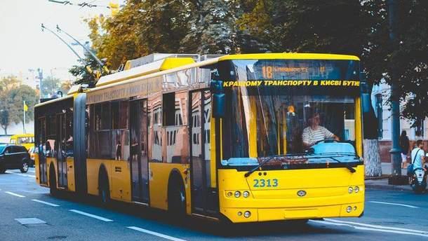 Фінал Ліги чемпіонів 2018: робота громадського транспорту в Києві з 25 до 27 травня