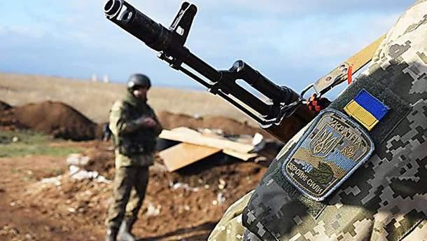 Командование ООС не запрещает военным стрелять в ответ на обстрелы пророссийских боевиков