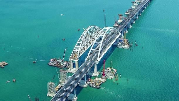 Шуфрич заявил, что Крымский мост является украинским
