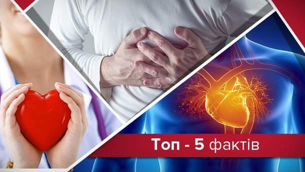 Серцево-судинні захворювання