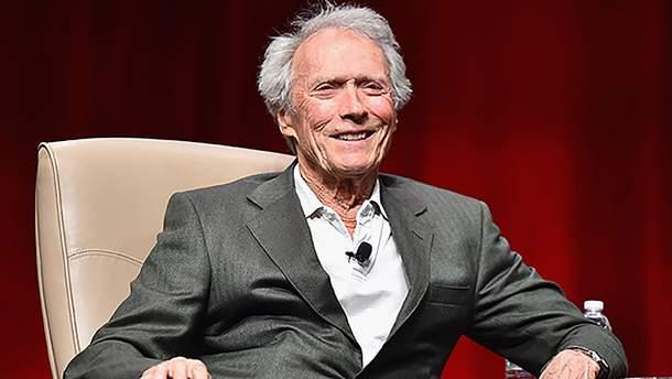 Клинт Иствуд вскоре станет дедушкой