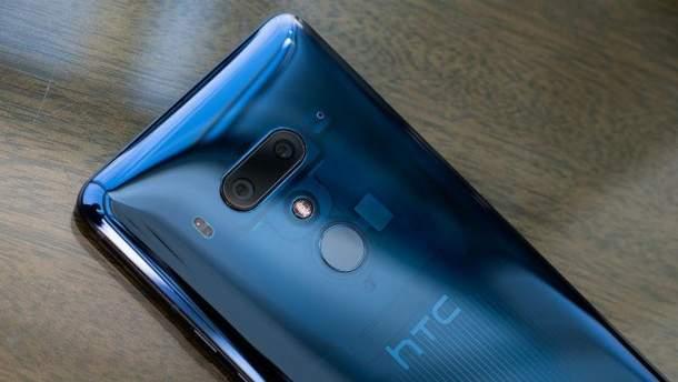 HTC представила смартфон U12 +