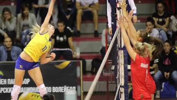 Золотая Евролига: мужская сборная Украины разгромила Словению, женщины уступили Болгарии