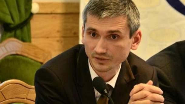 Заместитель председателя Центра политико-правовых реформ Роман Куйбида