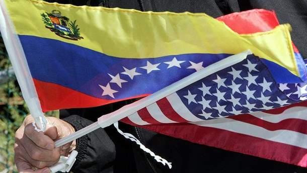 США висилає з країни двох дипломатів з Венесуели