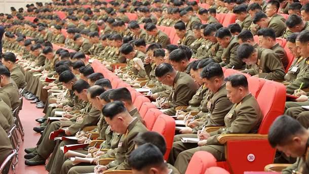 ООН сняла санкции с чиновников КНДР
