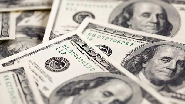 Наличный курс валют 24 мая: евро продолжает падать, доллар растет