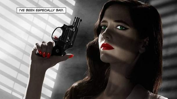 """""""Місто гріхів 2: Жінка, заради якої варто вбивати"""""""