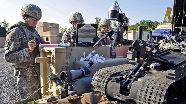 До 2024 року Південна Корея замінить частину військових роботами
