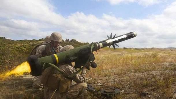 """Надання Україні """"Джавелінів"""" є сигналом для Путіна"""