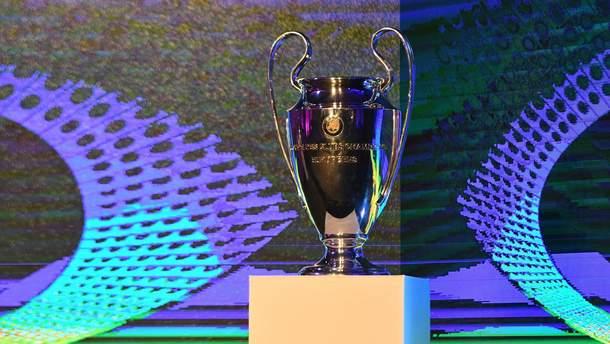Финал Лиги Чемпионов в Киеве состоится 26 мая