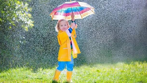 Прогноз погоди в Україні на 25 травня